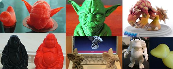 3D 打印玩具