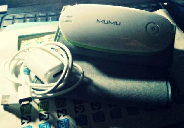 USB充电的MUMU血压计