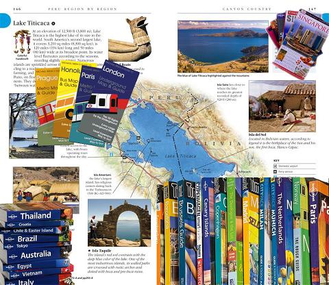 图文并茂的旅游指南