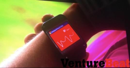 VentureBeat泄密的三星智能手机,显示健康应用