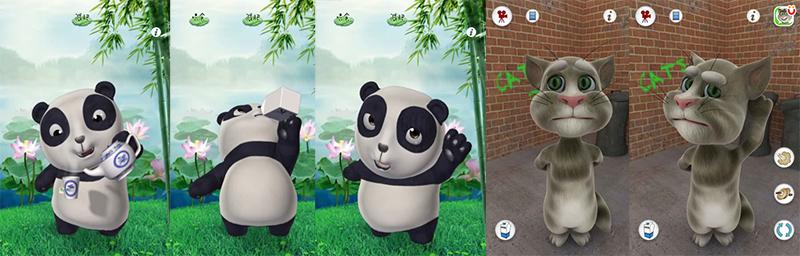 碧生源-会说话的熊猫