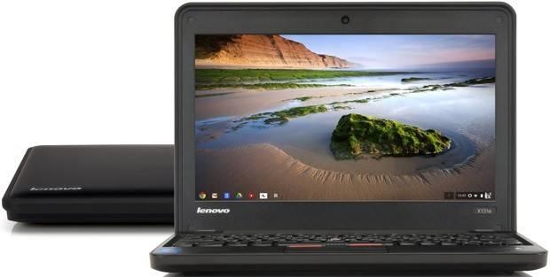 ThinkPad X131e Chromebook 只针对学生用户