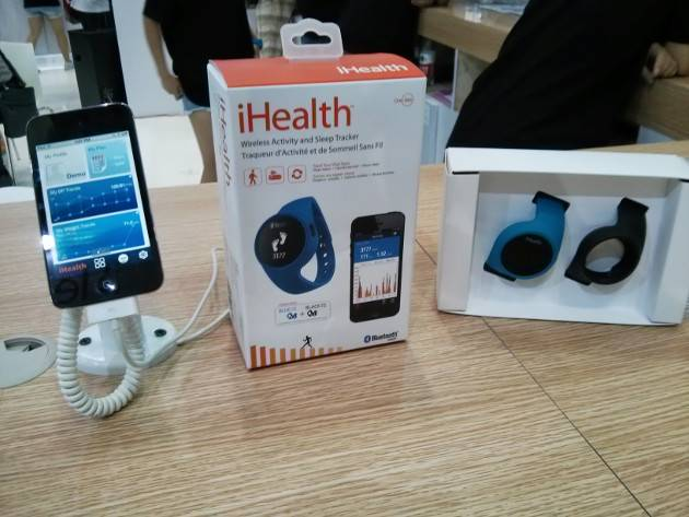 iHealth 可穿戴健康智能腕表